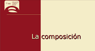 http://www.educacionplastica.net/epv1eso/impress/la_composicion/la_composicion.html