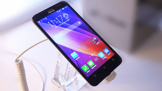 zenfone max adalah smartphone android dengan baterai 5000 mah pertama