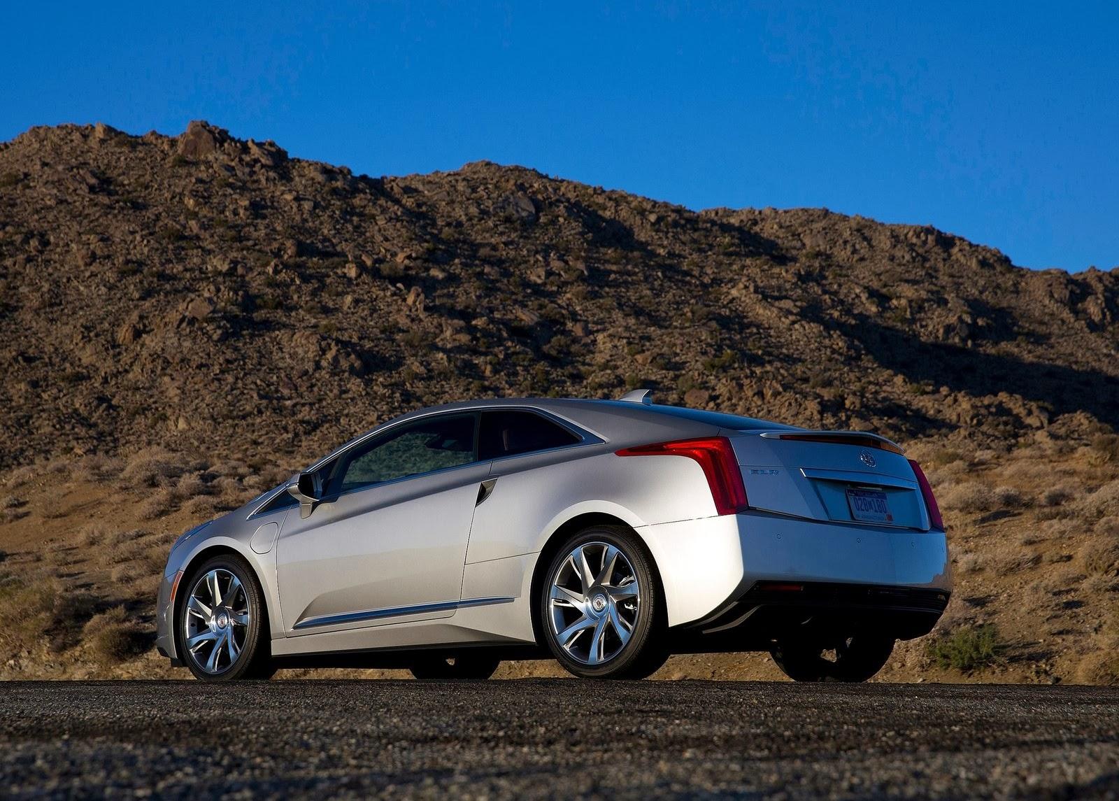 2014+Cadillac+ELR Ampera w USA   Cadillac ELR