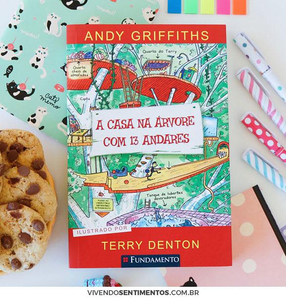 A Casa na Árvore com 13 Andares - Andy Griffiths