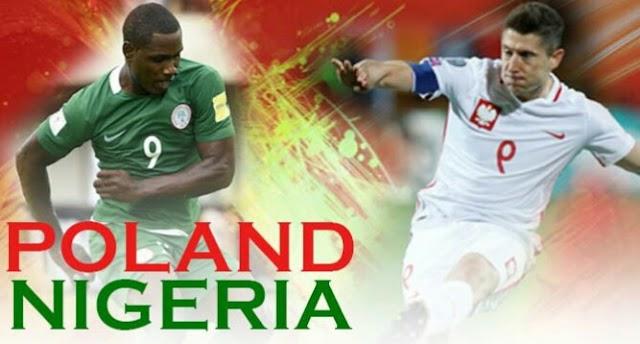 Nigeria v Poland Friendly: Super Eagles Light Up Wroclaw