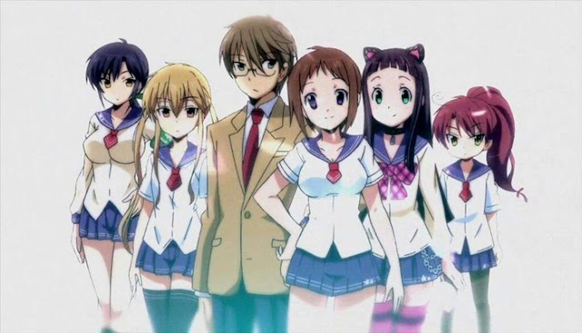 Download Okusama ga Seitokaichou! BD Subtitle Indonesia