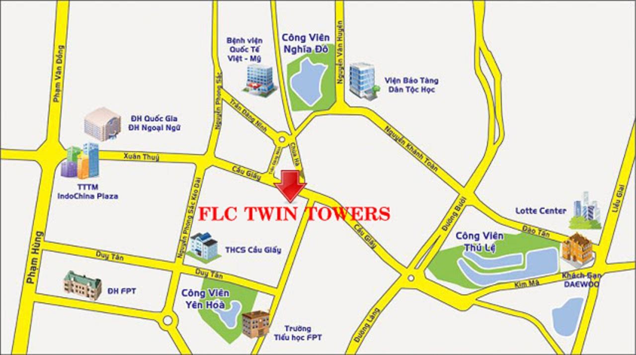 chung cư flc twins tower