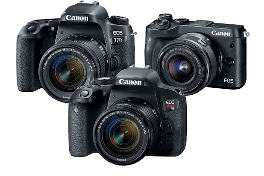 Canon Announces Three New Cameras And None Of Them Shoot 4K Video