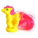 MLP Yellow Roller-skate Pony Year 9 Bright Sight Ponies Petite Pony