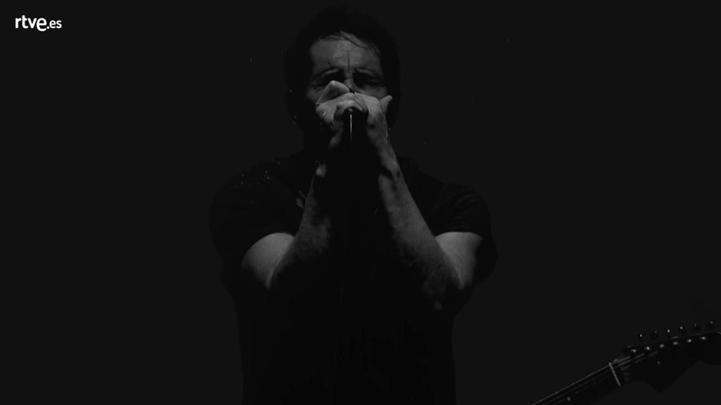 DARK CIRCLE ROOM: Nine Inch Nails - Mad Cool Festival, Madrid, Spain ...