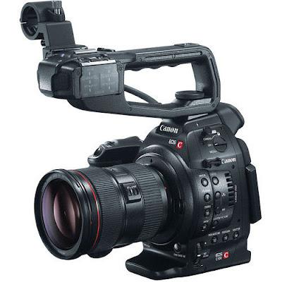 Canon EOS C100 Firmware最新ドライバーをダウンロードする