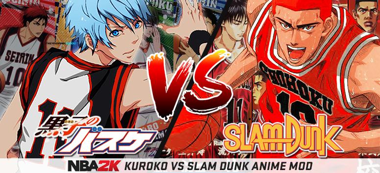 kuroko vs slam dunk