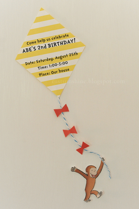 Abes Curious Birthday Party
