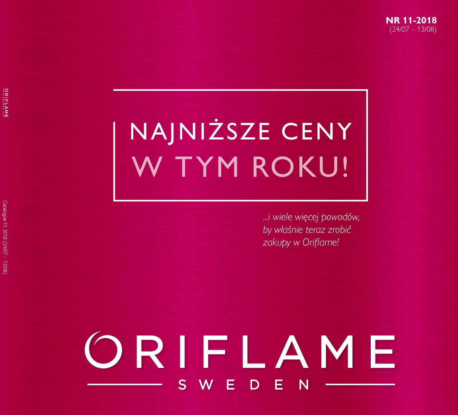 ORIFLAME Katalog 11 - Przegląd najciekawszych ofert