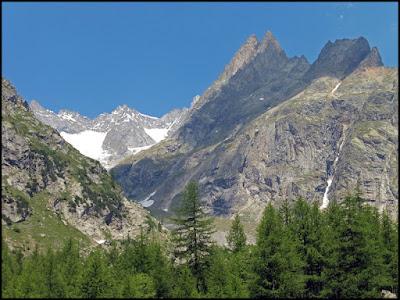 Pared del Titani, Val Ferret, Genepi2