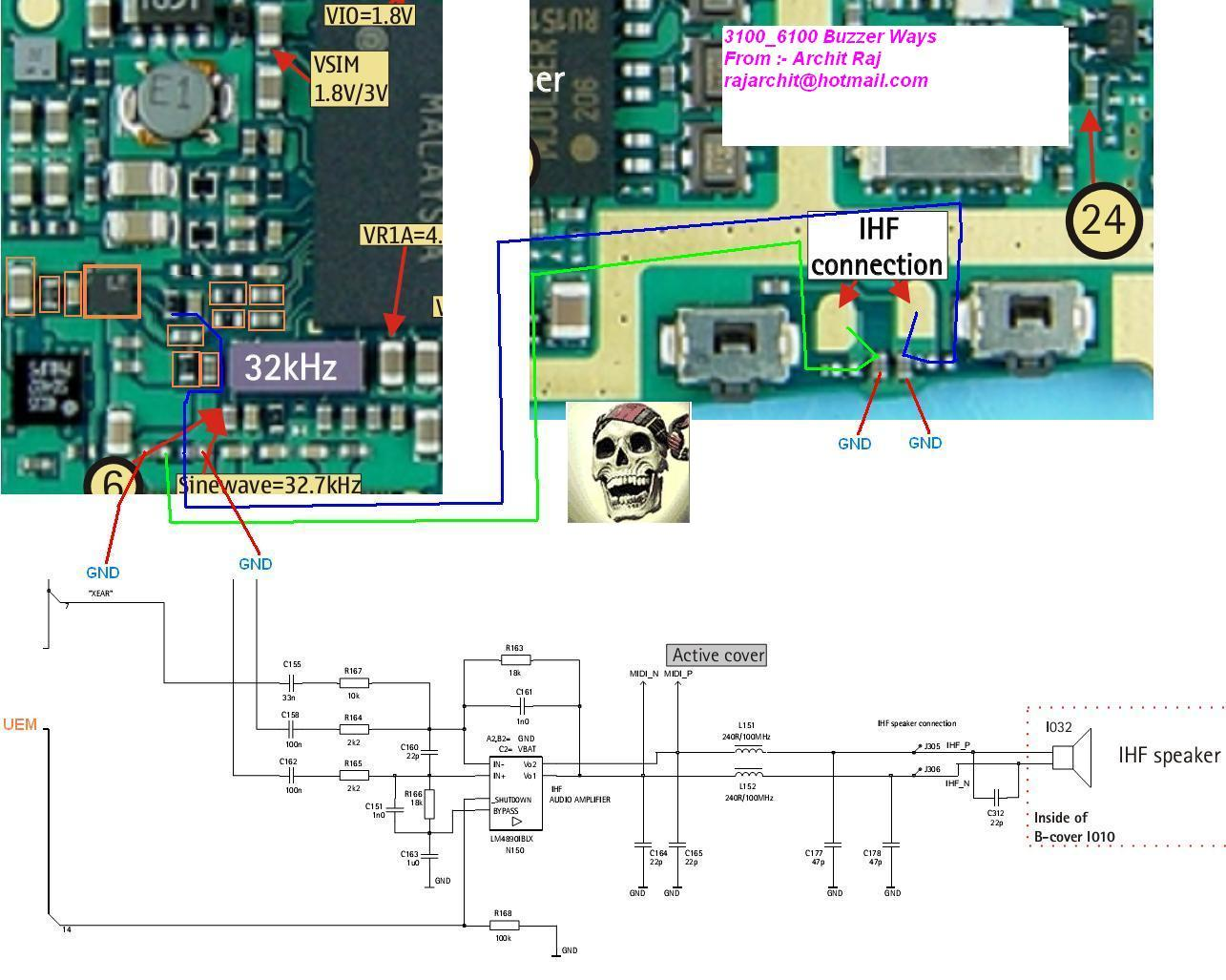 Remarkable Schematic Diagram Nokia C1 01 Nokia Microphone Mic Problem Picture Wiring 101 Olytiaxxcnl
