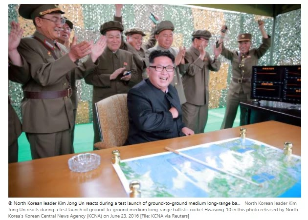 """A new weapons system is expected to be unveiled in North Korea, but U.S. defense officials and analysts, including Carter, say Pyongyang is unlikely to test any nuclear or missile that could prompt U.S. President Donald Trump to resign on November 3. Should be provoked before bidding for re-election.  Kim has announced a halt to nuclear and missile tests and has not displayed his largest missiles at North Korean military parades since the start of a historic nuclear deal with Trump in 2018. The pair met three times in person, but stalled in 2019 after Trump rejected Kim's demand. Sanctions provide relief in exchange for partial surrender of its nuclear capabilities.  Now, discussing the deadlock, Lee Sung-Yun, a professor of Korean studies at Fletcher University in Boston, USA, said Kim would consider resuming missile tests.  Lee wrote in an email, """"Through the ICBM test, the table can rearrange the table in its favor and increase its net international value - which is fully risk aversion and diplomatic ability. Is measured' in terms of the harmonious prospects between Trump and Biden, """"Lee wrote in an email, citing Trump's Democratic challenger Joe Biden.  Will he back neither down when he returns to the United States in 2021 or more of his choice. So, I expect North Korea to do more than just show off its hardware."""