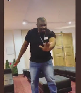 Don Jazzy Shows His Dance Moves, Fan Asks Him To Go And Marry 2