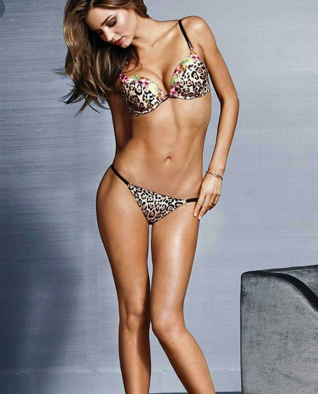 Miranda Kerr Hot Photoshoot for VS in Bikini