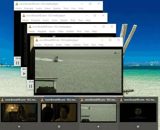 memutar beberapa video sekaligus di vlc player-3