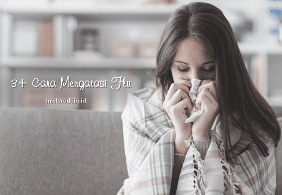 3+ Cara Mengatasi Flu Saat Berkerja dari Rumah