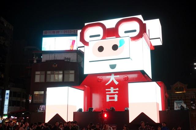 2019臺北西門町燈節