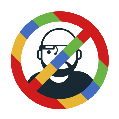 Stop the Cyborgs, No to Google Glass