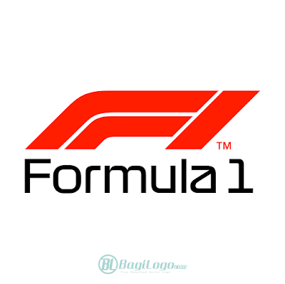 Formula One (F1) Logo Vector