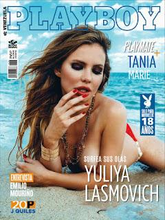 Revista Playboy Venezuela - Abril 2017 PDF Digital