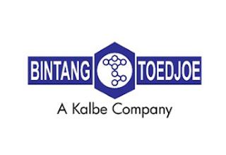 Informasi Lowongan Kerja Lulusan D3 PT Bintang Toedjoe (A Kalbe Company)