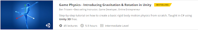 Game Physics - Introducing Gravitation & Rotation in Unity