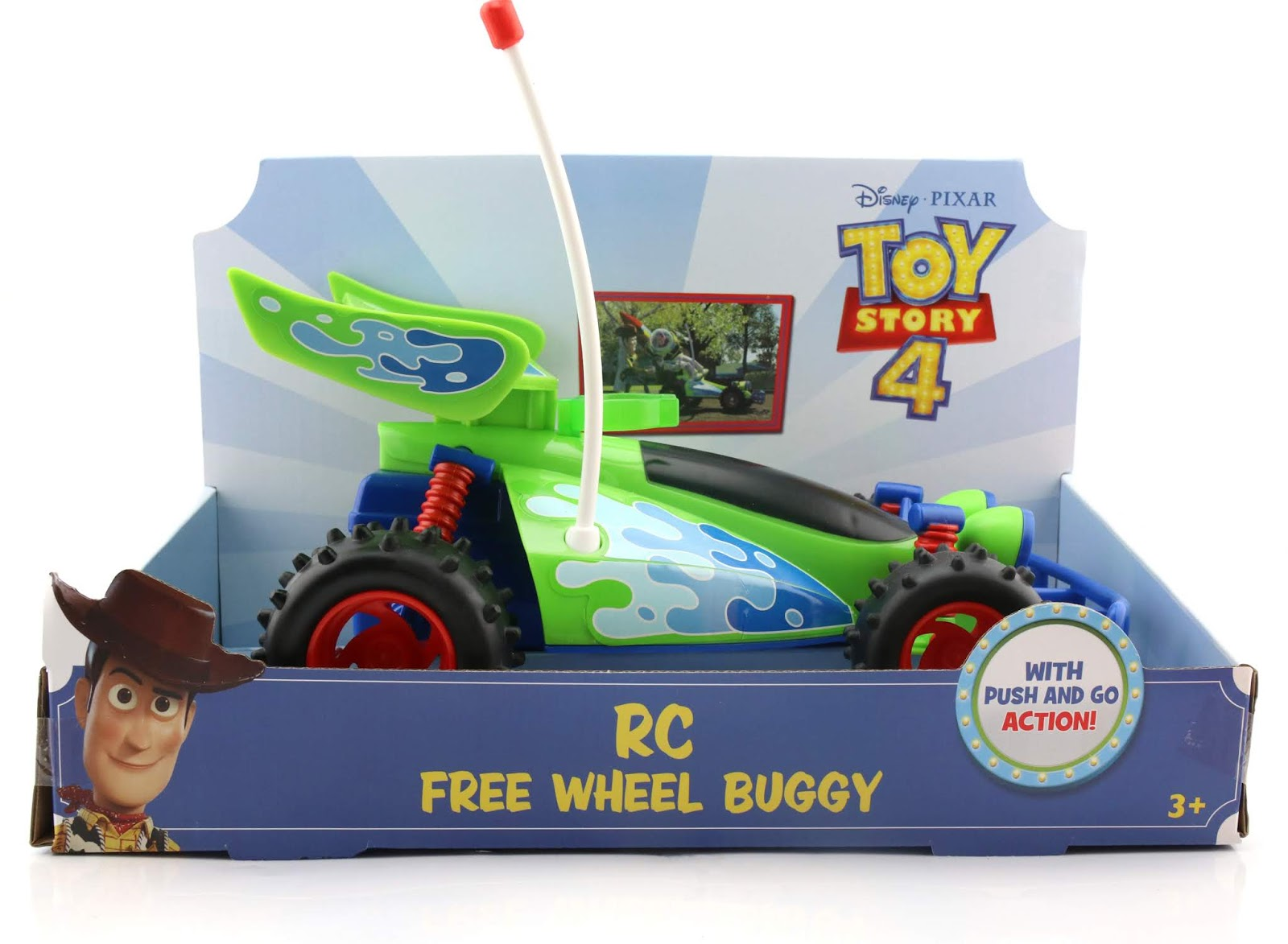toy story 4 RC figure