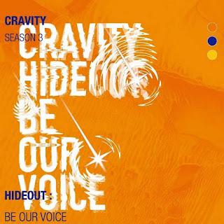 CRAVITY (크래비티) Hideout: Be Our Voice - Season 3