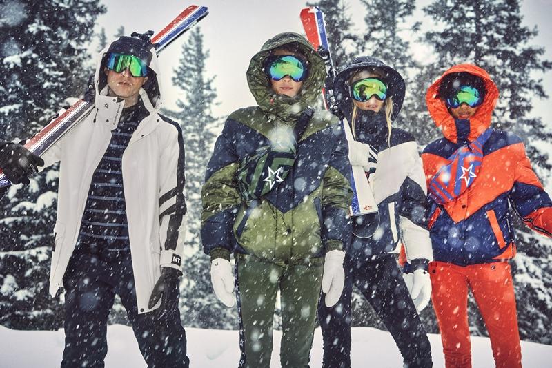 Vakkorama, kayak stilinin tamamlayıcısı