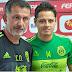 Chicharito alabó a Juan Carlos Osorio en sus redes sociales