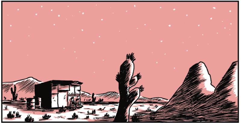 Odessa by Jonathan Hill | Graphic Novel Review
