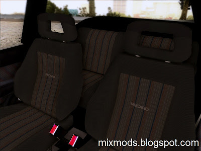 carro interior gta sa mod