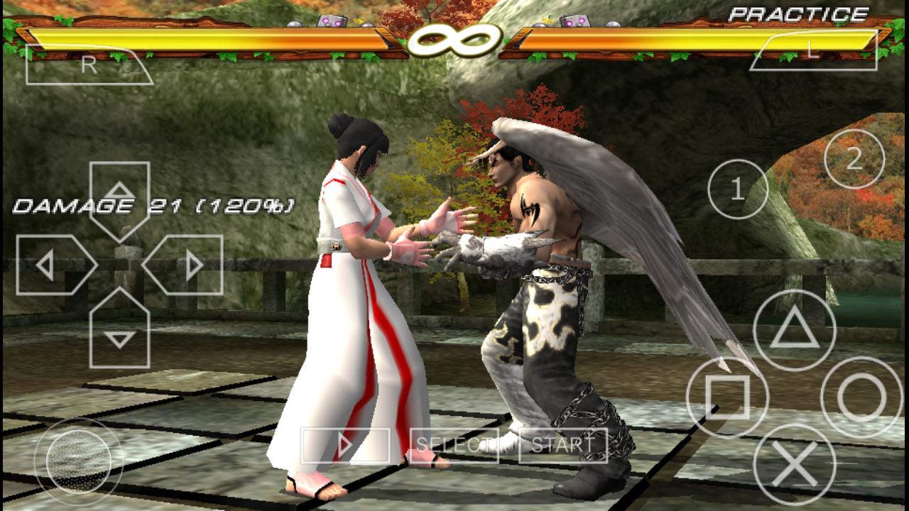 Tekken 7 Mod Texture Download Ppsspp Envirofasr