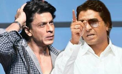 Shahrukh khan meet raj thakrey for raees