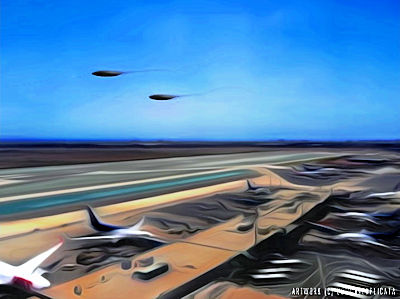 Peruvian Air Force Confirms UFO Sighting Over Lima