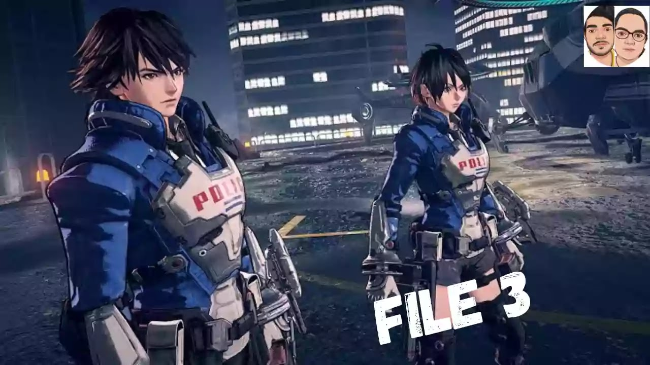 Astral chain File 3 complete walkthrough