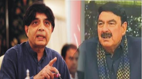 شیخ رشید غلط فہمی میں نہ رہیں'انکے مشرف سمیت دیگر ادوار کے سیاسی اوراق کھول سکتا ہوں: چوہدری نثار علی خان