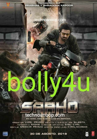 Saaho Movie Download by Bolly4u.pro 2019 Free HD Movies Download