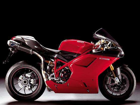 Ducati Workshop Manuals Resource  Ducati Superbike 1098    1098s    Tricolore 2008 Owner Manual
