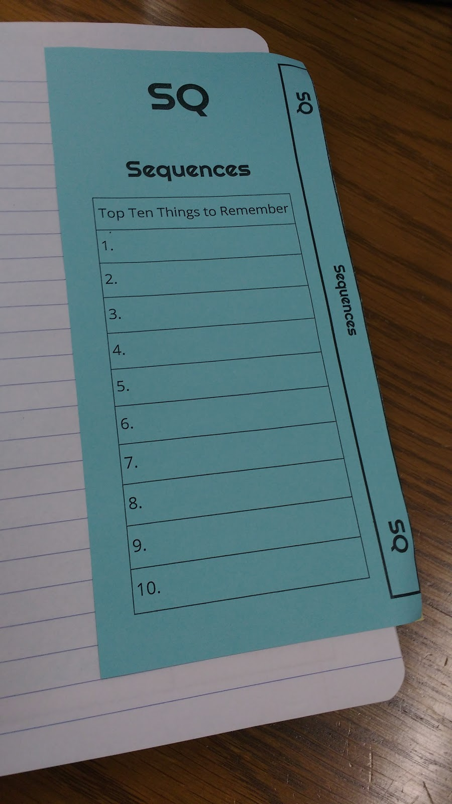 Math = Love: Interactive Notebook Pages for Algebra 1