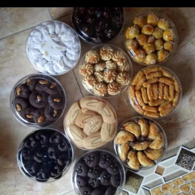 Celoteh Kiky Beberapa Resep Kue Kering Lebaran Yang Enak Dan Lezat