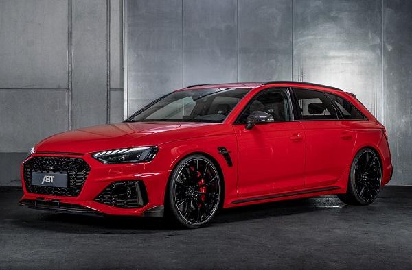 Audi RS4 Avant ABT