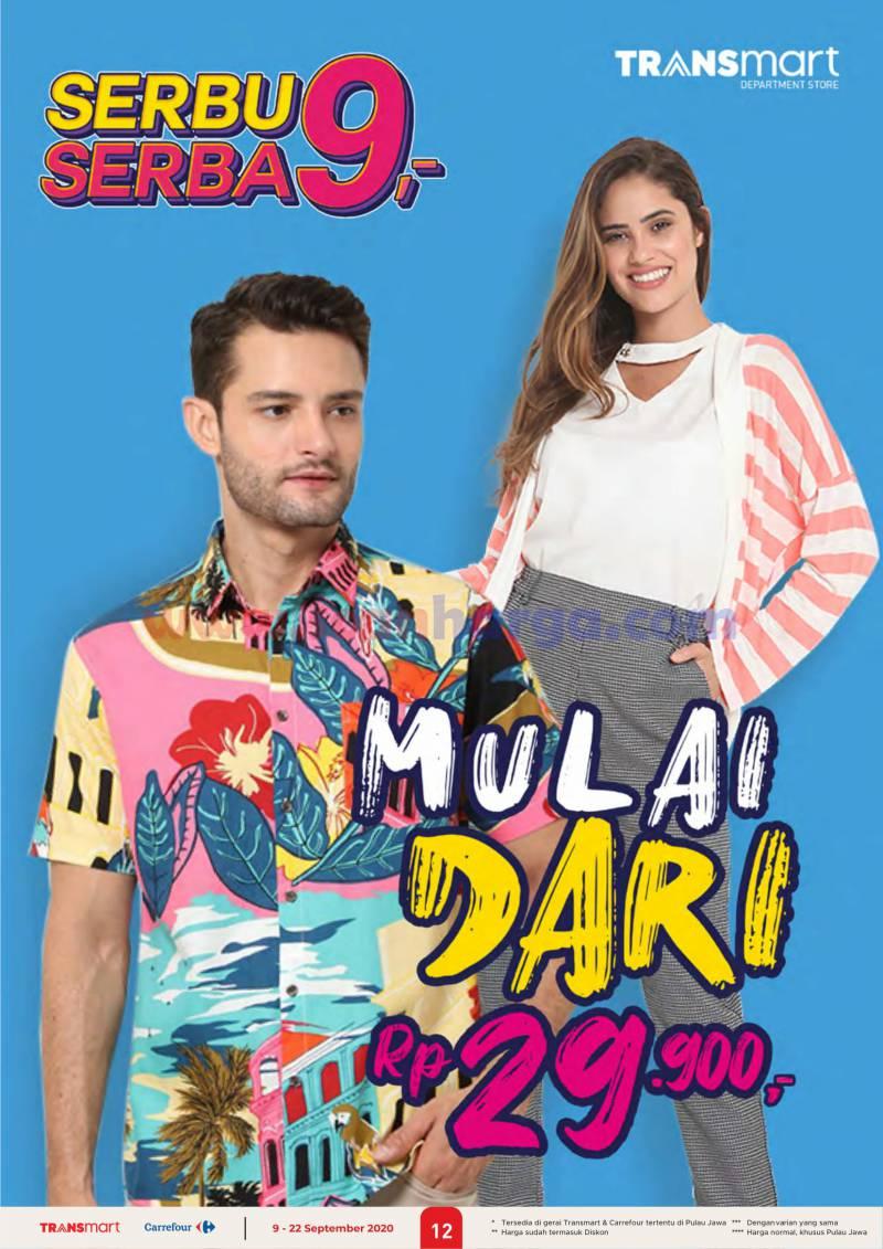 Katalog Promo Carrefour 9 - 22 September 2020 12