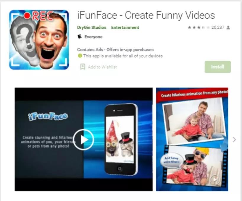 ifunface app