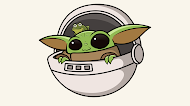 Baby yoda mobile wallpaper