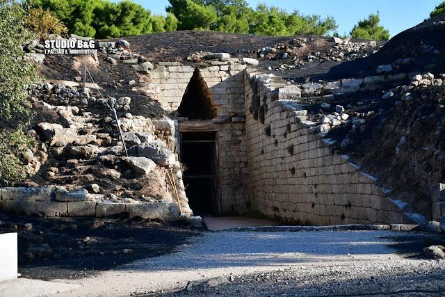 ΣΥΡΙΖΑ: Το Υπ. Πολιτισμού αποφάσισε μέτρα πυρασφάλειας, μετά την φωτιά στις Μυκήνες -Τι απαντάει η Υπουργός