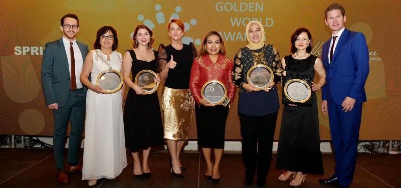 Kemenkeu Raih 'PR on Shoestring dan Public Sector' Penghargaan Humas Internasional dari IPRA