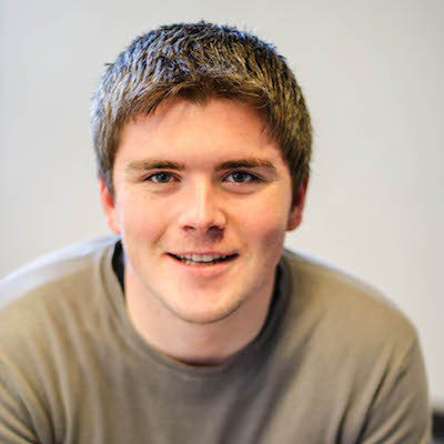 Meet John Collison the youngest self-made billionaire in the world