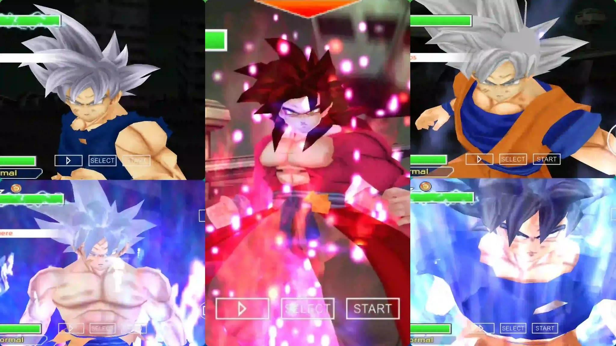 Goku Ultra Instinct Dragon Ball Super Manga